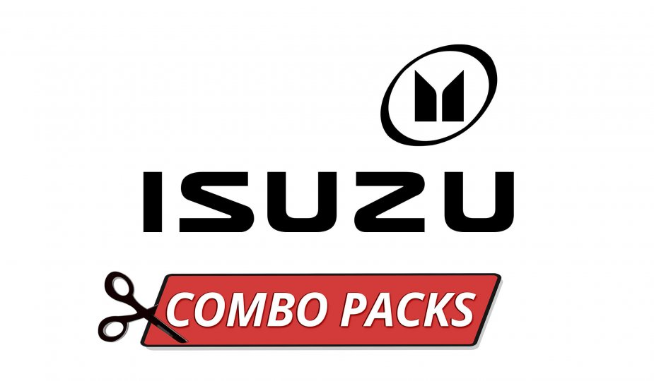 ISUZU D-MAX |COMBO PACKS|
