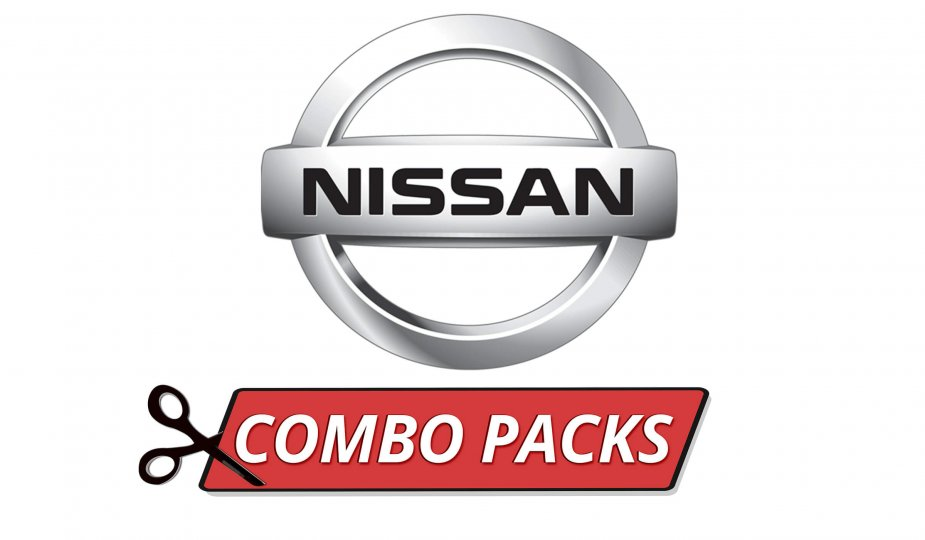 NISSAN D23 |COMBO PACKS|