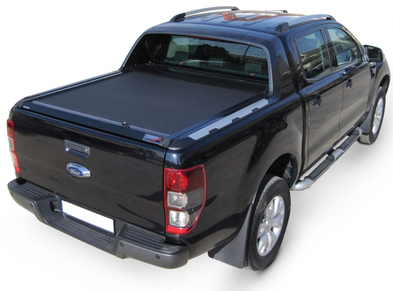 ford ranger 2012 2016 laderaumabdeckung. Black Bedroom Furniture Sets. Home Design Ideas